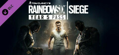 Tom Clancy's Rainbow Six® Siege - Year 5 Pass logo