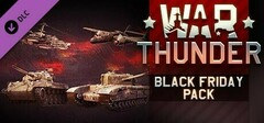 War Thunder - Black Friday 2020 Pack logo
