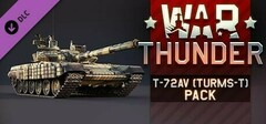 War Thunder - T-72AV (TURMS-T) Pack logo