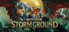 Warhammer: Age of Sigmar - Stormground logo