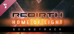 X Rebirth: Home of Light Soundtrack logo