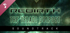 X Rebirth: The Teladi Outpost Soundtrack logo
