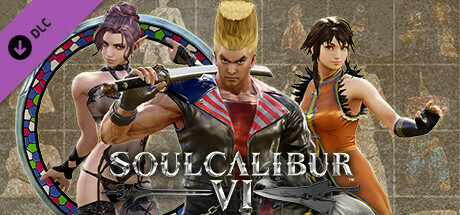 SOULCALIBUR VI - DLC14: Character Creation Set F logo